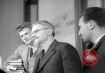 Image of Dewey Commission interviews Leon Trotsky Mexico City Mexico, 1937, second 55 stock footage video 65675072828