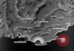 Image of Operation Dragoon Southern France, 1944, second 37 stock footage video 65675072831