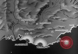Image of Operation Dragoon Southern France, 1944, second 38 stock footage video 65675072831
