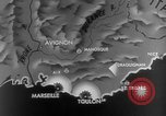 Image of Operation Dragoon Southern France, 1944, second 39 stock footage video 65675072831