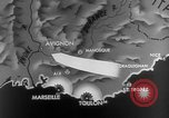 Image of Operation Dragoon Southern France, 1944, second 41 stock footage video 65675072831