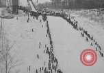 Image of Eastern skiing championship Gilford Laconia New Hampshire USA, 1941, second 4 stock footage video 65675072850