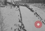 Image of Eastern skiing championship Gilford Laconia New Hampshire USA, 1941, second 13 stock footage video 65675072850