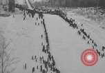 Image of Eastern skiing championship Gilford Laconia New Hampshire USA, 1941, second 14 stock footage video 65675072850