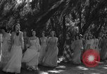 Image of beauty pageant Palatka Florida USA, 1941, second 10 stock footage video 65675072854