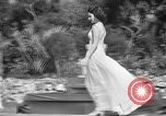 Image of beauty pageant Palatka Florida USA, 1941, second 24 stock footage video 65675072854