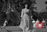 Image of beauty pageant Palatka Florida USA, 1941, second 33 stock footage video 65675072854
