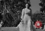 Image of beauty pageant Palatka Florida USA, 1941, second 34 stock footage video 65675072854