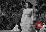 Image of beauty pageant Palatka Florida USA, 1941, second 35 stock footage video 65675072854