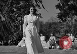 Image of beauty pageant Palatka Florida USA, 1941, second 43 stock footage video 65675072854