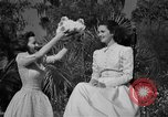 Image of beauty pageant Palatka Florida USA, 1941, second 47 stock footage video 65675072854