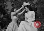 Image of beauty pageant Palatka Florida USA, 1941, second 48 stock footage video 65675072854