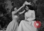 Image of beauty pageant Palatka Florida USA, 1941, second 49 stock footage video 65675072854