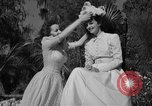 Image of beauty pageant Palatka Florida USA, 1941, second 50 stock footage video 65675072854