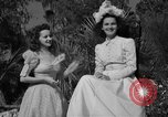 Image of beauty pageant Palatka Florida USA, 1941, second 51 stock footage video 65675072854