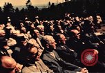 Image of NORAD COC Groundbreaking ceremony Colorado United States USA, 1961, second 50 stock footage video 65675072868
