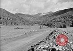 Image of Denver and Rio Grande Western train Colorado United States USA, 1934, second 1 stock footage video 65675072882