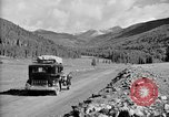 Image of Denver and Rio Grande Western train Colorado United States USA, 1934, second 5 stock footage video 65675072882