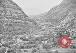 Image of Denver and Rio Grande Western train Colorado United States USA, 1934, second 9 stock footage video 65675072882