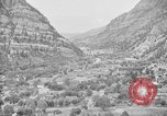 Image of Denver and Rio Grande Western train Colorado United States USA, 1934, second 10 stock footage video 65675072882