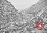 Image of Denver and Rio Grande Western train Colorado United States USA, 1934, second 11 stock footage video 65675072882
