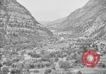 Image of Denver and Rio Grande Western train Colorado United States USA, 1934, second 12 stock footage video 65675072882