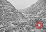 Image of Denver and Rio Grande Western train Colorado United States USA, 1934, second 14 stock footage video 65675072882