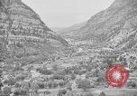 Image of Denver and Rio Grande Western train Colorado United States USA, 1934, second 16 stock footage video 65675072882