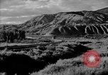 Image of Denver and Rio Grande Western train Colorado United States USA, 1934, second 38 stock footage video 65675072882