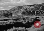 Image of Denver and Rio Grande Western train Colorado United States USA, 1934, second 39 stock footage video 65675072882