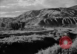 Image of Denver and Rio Grande Western train Colorado United States USA, 1934, second 40 stock footage video 65675072882