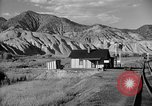 Image of Denver and Rio Grande Western train Colorado United States USA, 1934, second 58 stock footage video 65675072882