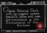 Image of landscapes Montana United States USA, 1922, second 23 stock footage video 65675072887