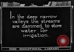 Image of gold panning Leadville Colorado USA, 1922, second 24 stock footage video 65675072890