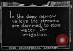 Image of gold panning Leadville Colorado USA, 1922, second 25 stock footage video 65675072890