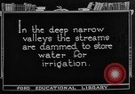 Image of gold panning Leadville Colorado USA, 1922, second 28 stock footage video 65675072890