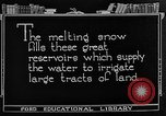 Image of gold panning Leadville Colorado USA, 1922, second 49 stock footage video 65675072890