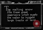 Image of gold panning Leadville Colorado USA, 1922, second 50 stock footage video 65675072890