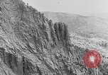 Image of landscapes Rocky Mountains United States USA, 1922, second 27 stock footage video 65675072894