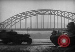 Image of Ludendorff Bridge Remagen Germany, 1945, second 15 stock footage video 65675072903