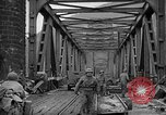 Image of Ludendorff Bridge Remagen Germany, 1945, second 34 stock footage video 65675072903