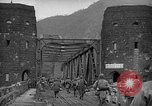 Image of Ludendorff Bridge Remagen Germany, 1945, second 45 stock footage video 65675072903