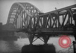 Image of Ludendorff Bridge Remagen Germany, 1945, second 46 stock footage video 65675072903