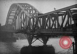 Image of Ludendorff Bridge Remagen Germany, 1945, second 47 stock footage video 65675072903