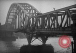 Image of Ludendorff Bridge Remagen Germany, 1945, second 48 stock footage video 65675072903