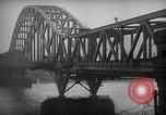 Image of Ludendorff Bridge Remagen Germany, 1945, second 49 stock footage video 65675072903