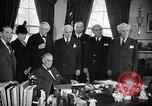 Image of US delegation to UN Security Conference Washington DC USA, 1944, second 19 stock footage video 65675072904