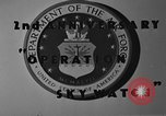 Image of Operation Skywatch United States USA, 1953, second 4 stock footage video 65675072912
