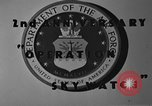 Image of Operation Skywatch United States USA, 1953, second 5 stock footage video 65675072912