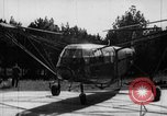 Image of Fa 223 helicopter Germany, 1942, second 57 stock footage video 65675072916
